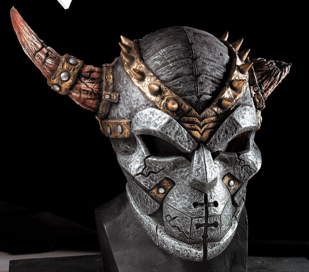 Warlord Mask - HalloweenCostumes4U.com - Accessories