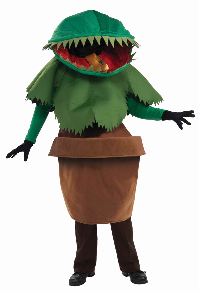Monster Plant Adult Halloween Costume - HalloweenCostumes4U.com - Adult Costumes