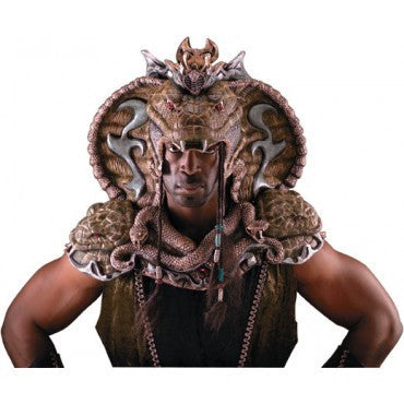 Serpent Lord Mask - HalloweenCostumes4U.com - Accessories