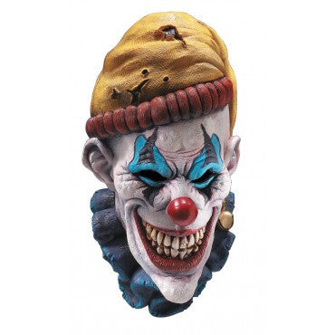 Insano the Clown Mask - HalloweenCostumes4U.com - Accessories
