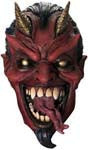 Mr. Evil Demon Mask - HalloweenCostumes4U.com - Accessories