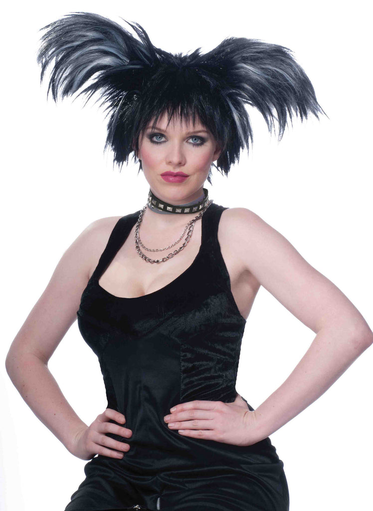 Gothic Culture Wig - HalloweenCostumes4U.com - Accessories