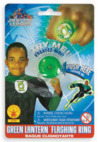 Green Lantern Ring - HalloweenCostumes4U.com - Accessories