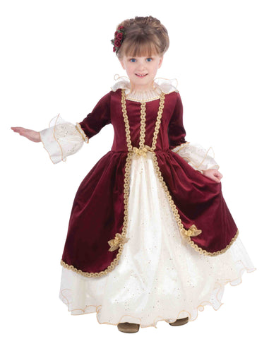 Girls Elegant Lady Costume - HalloweenCostumes4U.com - Kids Costumes