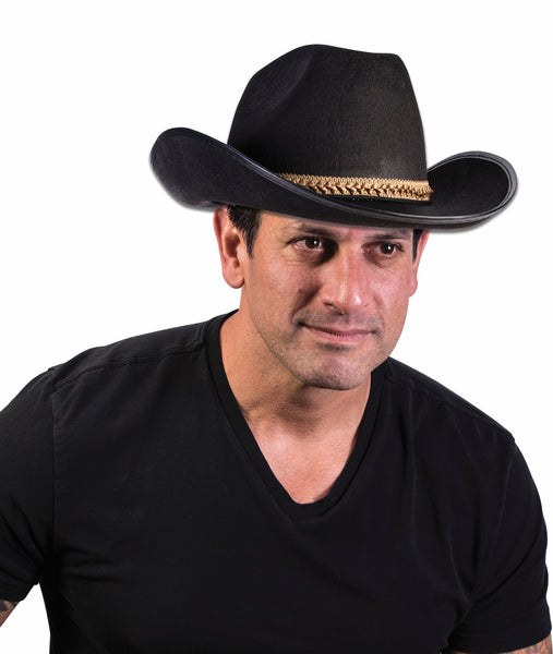 Cowboy Hat - Various Colors - HalloweenCostumes4U.com - Accessories - 1