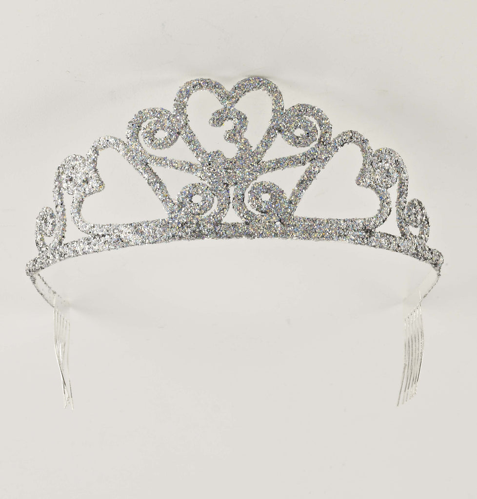 Glitter Birthday Tiara #3 - HalloweenCostumes4U.com - Accessories