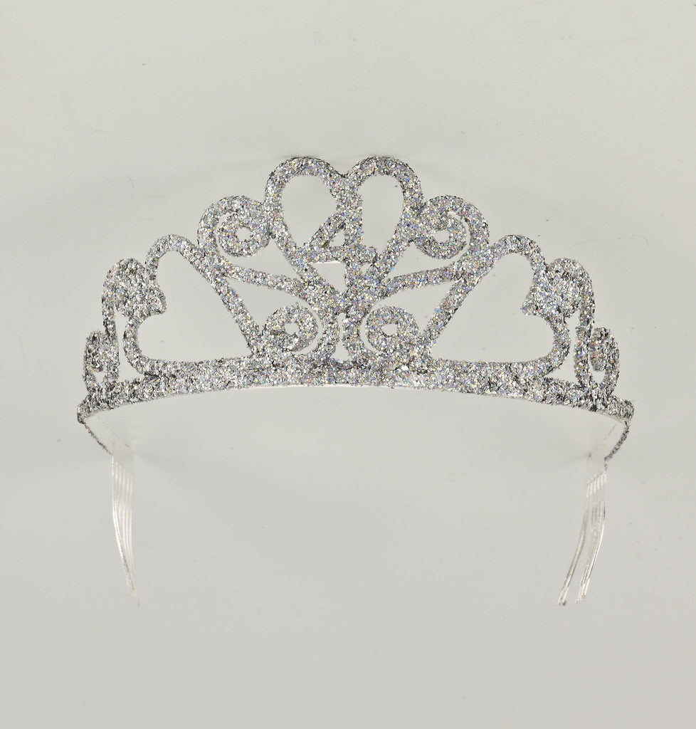 Glitter Birthday Tiara #4 - HalloweenCostumes4U.com - Accessories