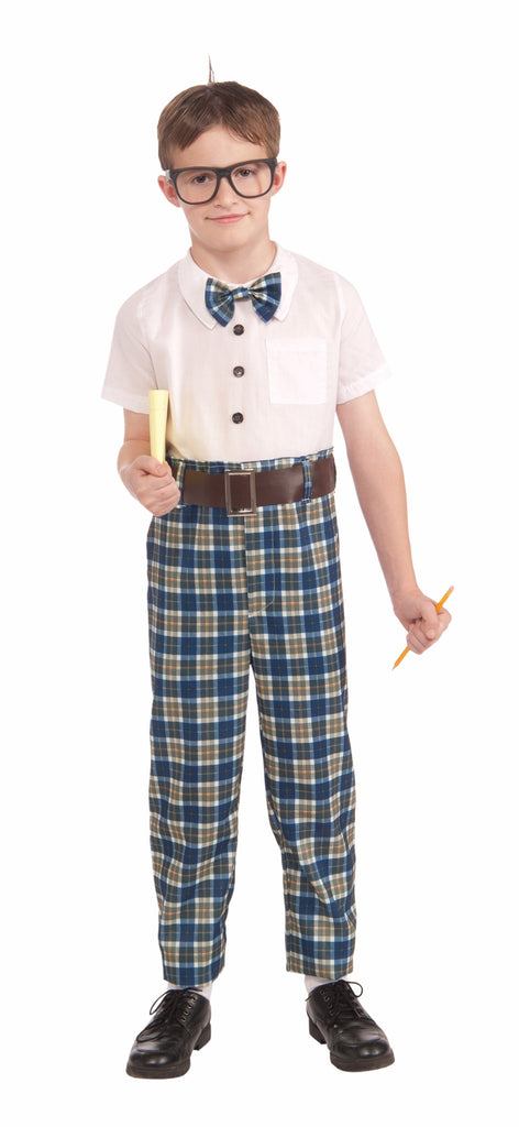 Nerd Costume Child's Class Nerd Halloween Costume - HalloweenCostumes4U.com - Kids Costumes