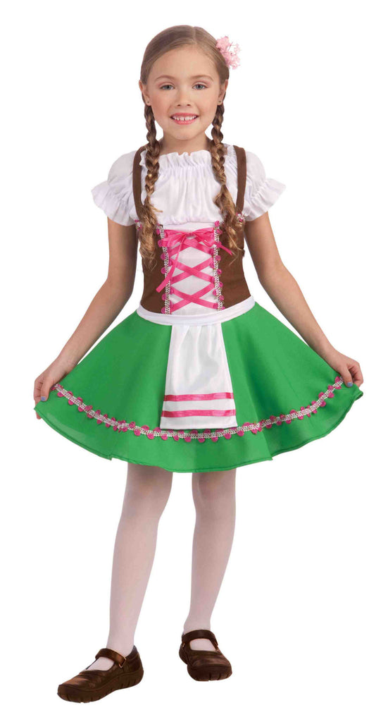 Gretel Costume Little Girl's Gretel Costume - HalloweenCostumes4U.com - Kids Costumes