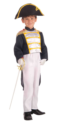 Boys Colonial General Costume - HalloweenCostumes4U.com - Kids Costumes