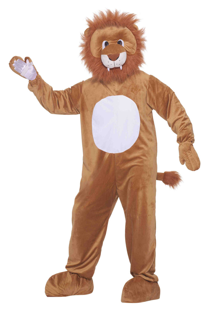 Adult Leo the Lion Costume - HalloweenCostumes4U.com - Adult Costumes