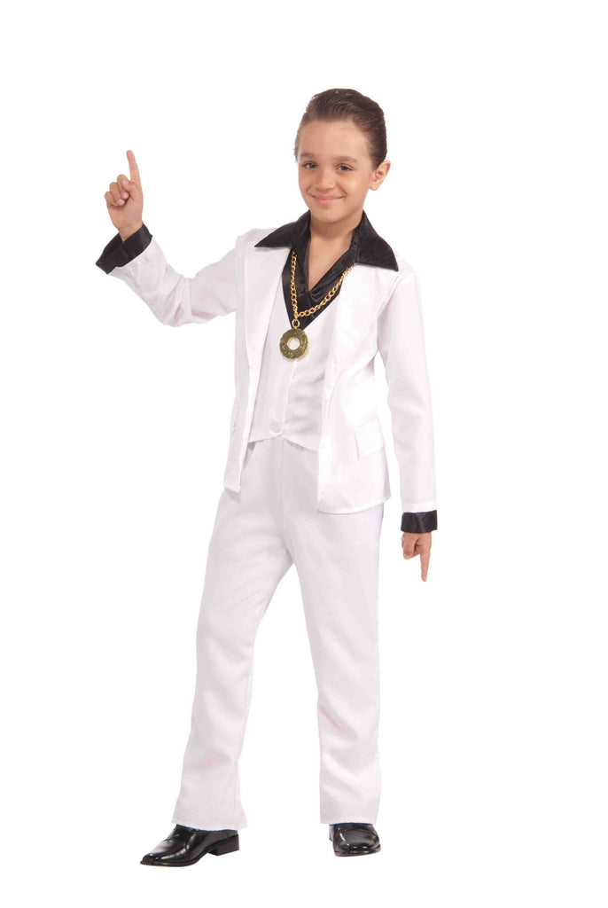 Boys Disco Fever Costume - HalloweenCostumes4U.com - Kids Costumes