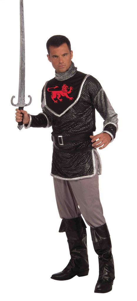 Noble Sir Lancelot Mens Halloween Costume