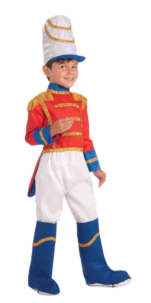 Deluxe Toy Soldier Costume for Children - HalloweenCostumes4U.com - Kids Costumes