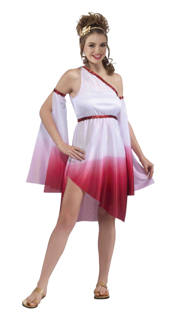 Goddess Venus Costume for Teen Girls - HalloweenCostumes4U.com - Adult Costumes