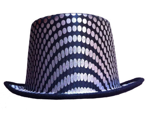 Squared Top Hat - Various Colors - HalloweenCostumes4U.com - Accessories - 1