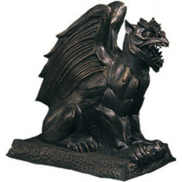 Bronze Gargoyle - HalloweenCostumes4U.com - Decorations