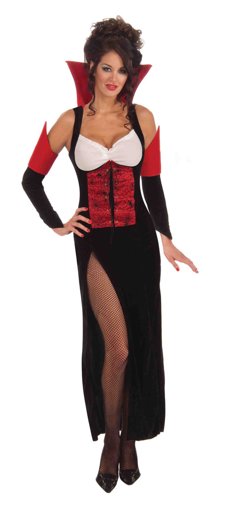Vampire Countess Womens Halloween Costume - HalloweenCostumes4U.com - Adult Costumes