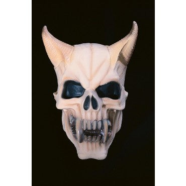 Devil Skull Prop - HalloweenCostumes4U.com - Decorations