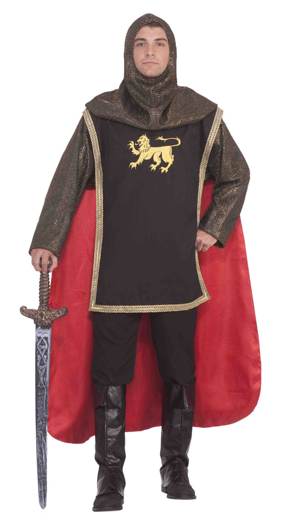 Medieval Knight Halloween Costume for Adults - HalloweenCostumes4U.com - Adult Costumes