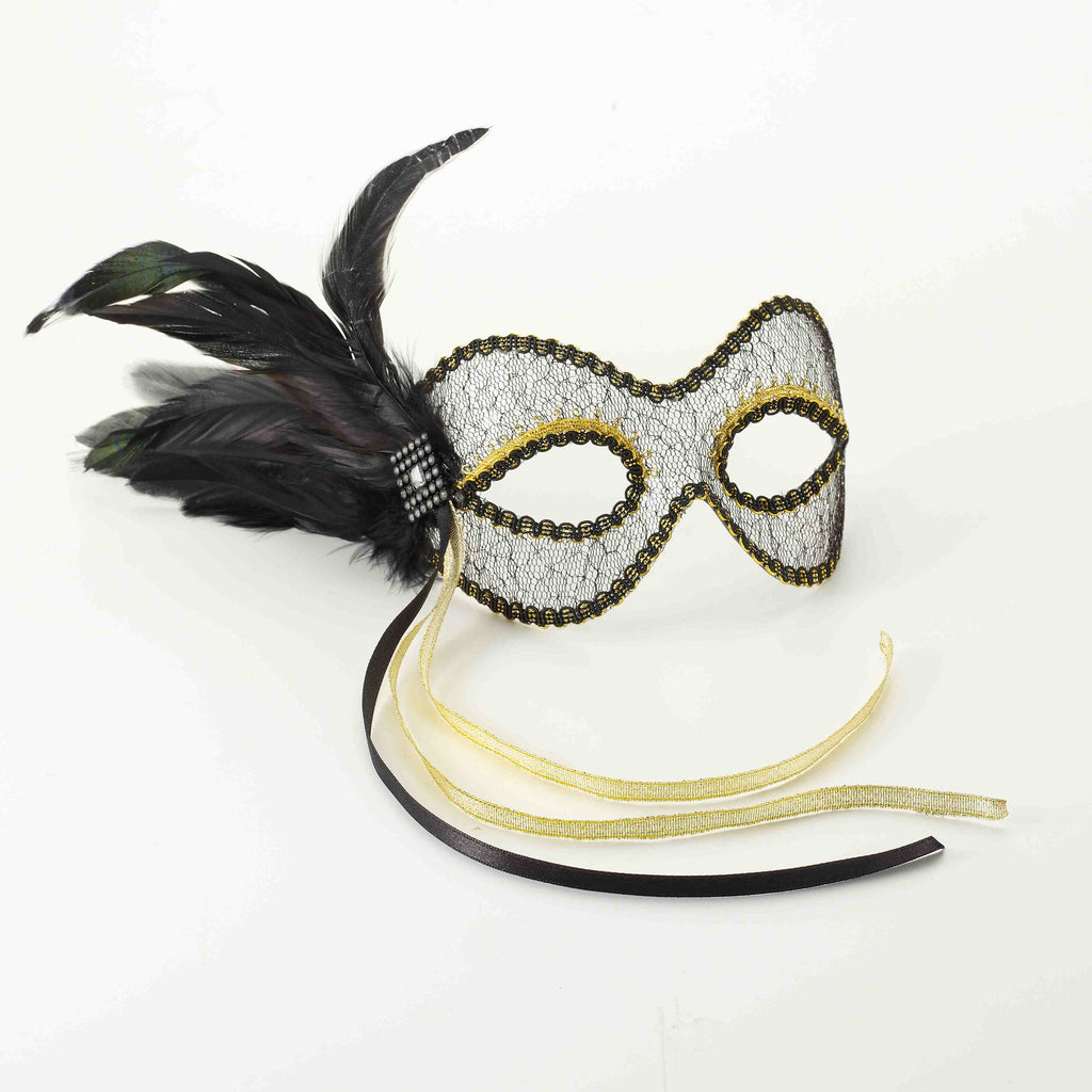 Venetian Mask - HalloweenCostumes4U.com - Accessories