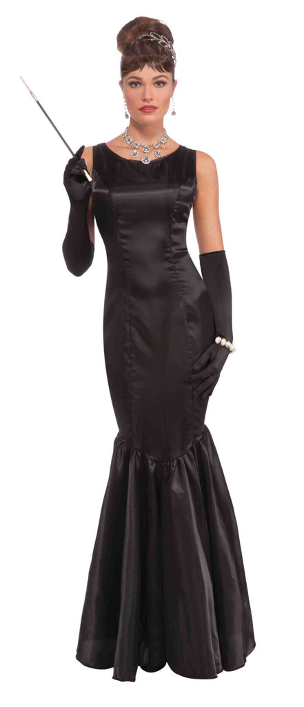 Women's Vintage Hollywood High Society Costume Dress