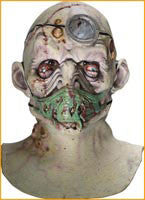 Dr. Death Mask - HalloweenCostumes4U.com - Accessories