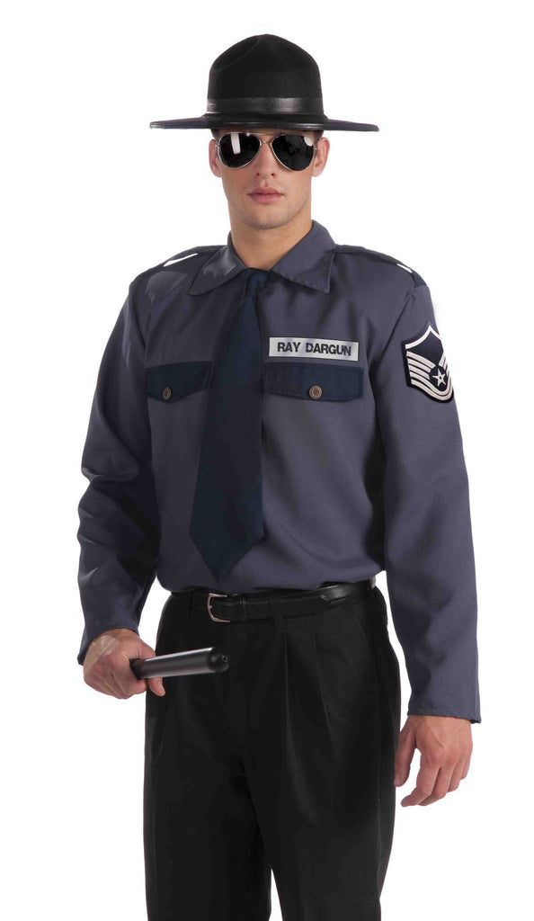 State Police Trooper Adults Halloween Costume - HalloweenCostumes4U.com - Adult Costumes
