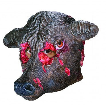 Rancid Beef Mask - HalloweenCostumes4U.com - Accessories