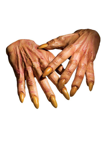 300 Movie Deluxe Immortal Latex Hands - HalloweenCostumes4U.com - Accessories