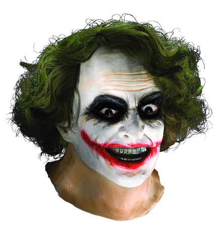 Batman Deluxe The Joker Mask - HalloweenCostumes4U.com - Accessories