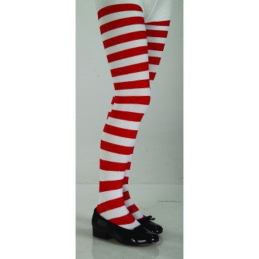 Kids Striped Tights - Various Colors - HalloweenCostumes4U.com - Accessories - 2