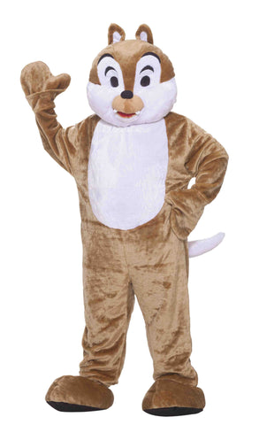 Adults Chipmunk Mascot Costume - HalloweenCostumes4U.com - Adult Costumes