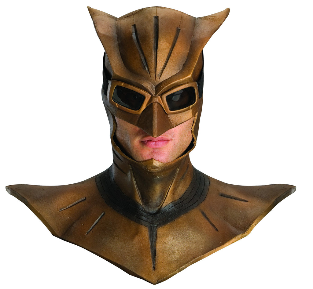 Watchmen Night Owl Deluxe Mask w/Cowl - HalloweenCostumes4U.com - Accessories