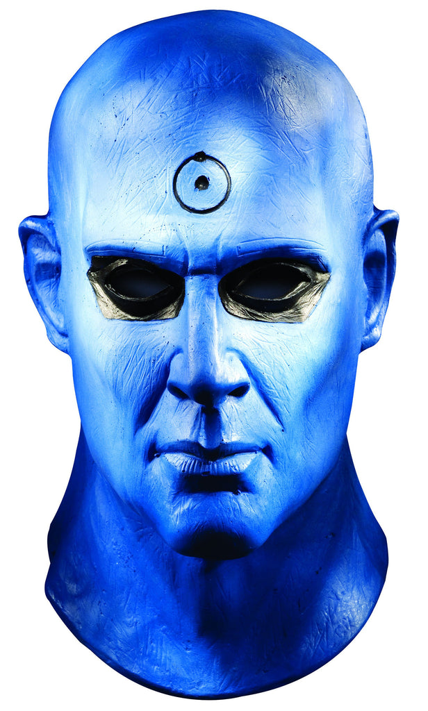 Watchmen Dr. Manhattan Mask - HalloweenCostumes4U.com - Accessories
