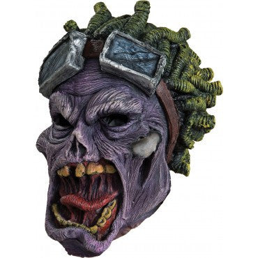Screaming Zombie Mask - HalloweenCostumes4U.com - Accessories