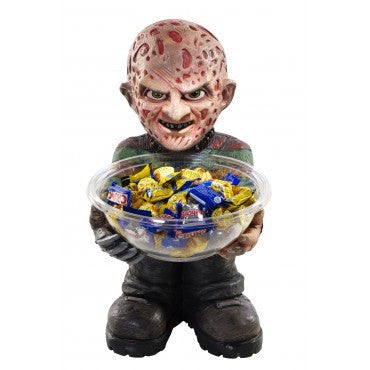 Nightmare on Elm Street Freddy Krueger Candy Holder - HalloweenCostumes4U.com - Decorations