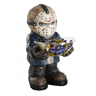 Friday the 13th Jason Candy Holder - HalloweenCostumes4U.com - Decorations