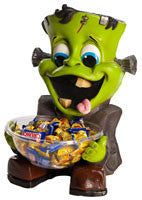 Frankie Candy Treat Holder - HalloweenCostumes4U.com - Decorations