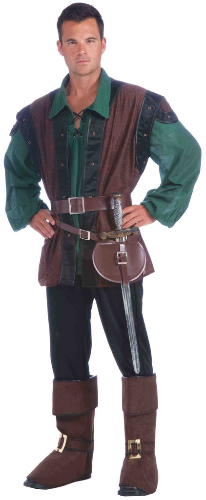 Medieval Dbl Wrap Belt & Sword - HalloweenCostumes4U.com - Accessories