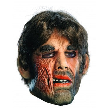 Deluxe Jonah Hex Mask - HalloweenCostumes4U.com - Accessories
