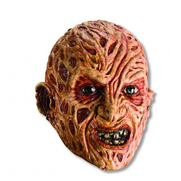 Nightmare on Elm Street Freddy Krueger Mask - HalloweenCostumes4U.com - Accessories