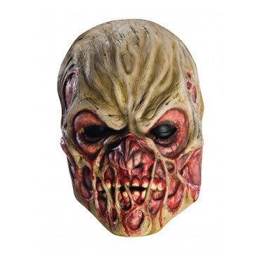 Muscle Zombie Mask - HalloweenCostumes4U.com - Accessories