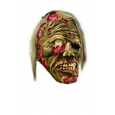 Decomposed Zombie Mask - HalloweenCostumes4U.com - Accessories