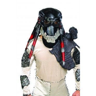 Deluxe Predator Mask - HalloweenCostumes4U.com - Accessories