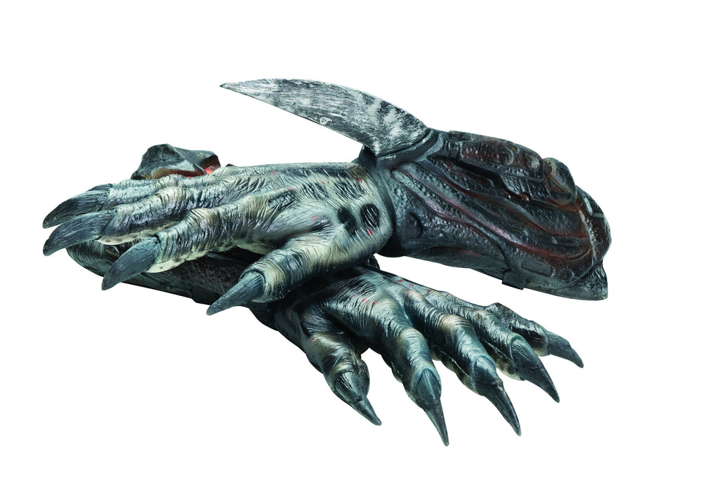 Black Predator Hands - HalloweenCostumes4U.com - Accessories