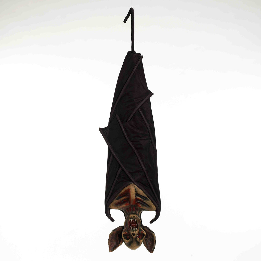 Giant Upside Down Bat - HalloweenCostumes4U.com - Accessories