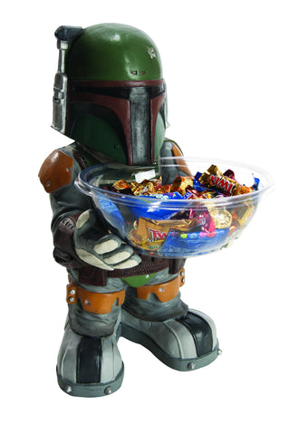 Star Wars Boba Fett Candy Bowl - HalloweenCostumes4U.com - Decorations