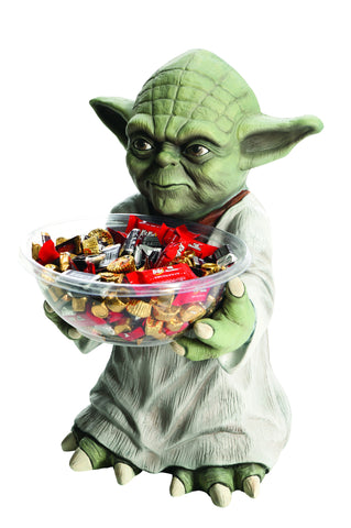 Star Wars Yoda Candy Bowl - HalloweenCostumes4U.com - Decorations