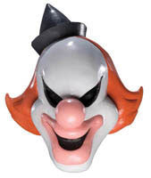 Scooby-Doo Villain Ghost Clown Mask - HalloweenCostumes4U.com - Accessories